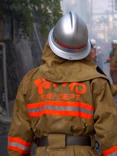 消防士の素材 [FYI00145178]