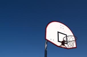 バスケットリングの写真素材 [FYI00145179]