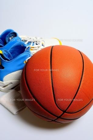 バスケットボールの素材 [FYI00145207]