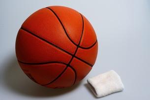 バスケットボールの素材 [FYI00145211]
