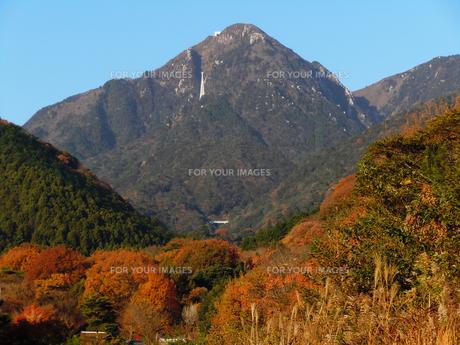 山里の秋(御在所岳)の素材 [FYI00145287]