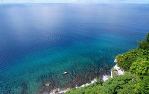 青い地球・美しい海の写真素材 [FYI00145408]