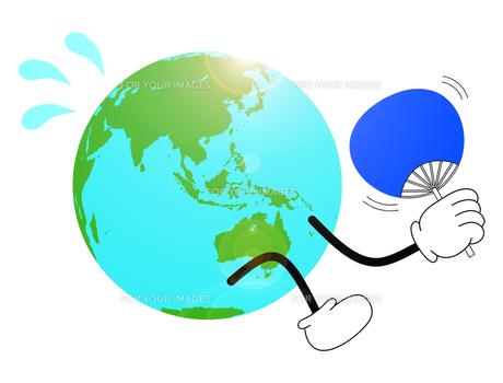 地球温暖化の素材 [FYI00145598]