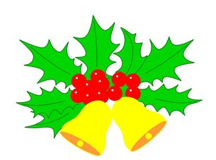 クリスマスの飾りの素材 [FYI00145610]