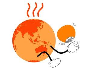 地球温暖化の素材 [FYI00145611]