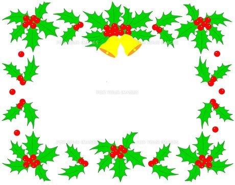 クリスマスのメッセージの素材 [FYI00145649]
