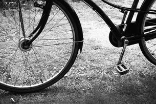 自転車の写真素材 [FYI00145716]
