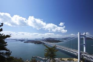瀬戸大橋の写真素材 [FYI00145824]