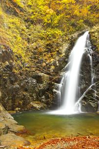 暗門の滝 第三の滝の素材 [FYI00145989]