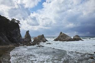 笹川流れの写真素材 [FYI00146089]
