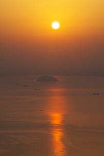 紫雲出山の写真素材 [FYI00146110]