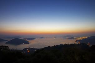 紫雲出山の写真素材 [FYI00146117]