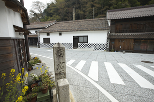 勝山 町並み保存地区の写真素材 [FYI00146133]