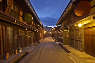 岐阜県 飛騨高山の写真素材 [FYI00146384]