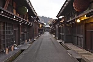 岐阜県 飛騨高山の写真素材 [FYI00146399]