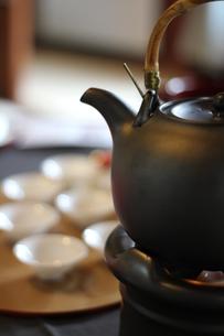 中国茶の写真素材 [FYI00146667]