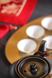 中国茶の写真素材 [FYI00146673]