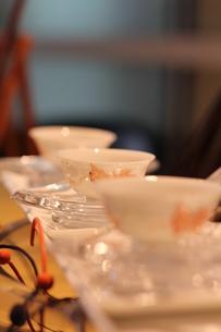 中国茶器の写真素材 [FYI00146678]