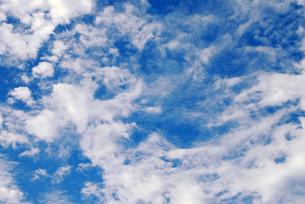 空と雲の写真素材 [FYI00146694]