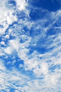 空と雲の写真素材 [FYI00146705]