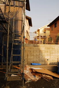 Under constructionの写真素材 [FYI00146727]