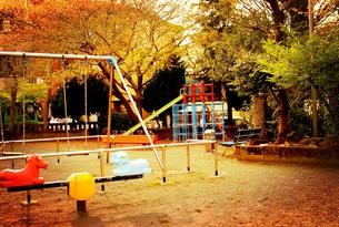 Nobody parksの写真素材 [FYI00146790]