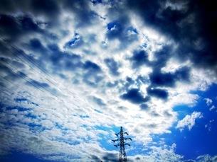 青空の写真素材 [FYI00146845]