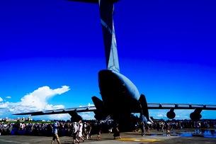 米軍基地の写真素材 [FYI00146850]