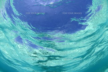 水面の写真素材 [FYI00146863]