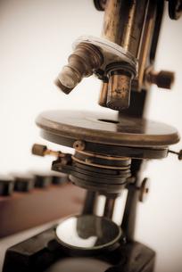 顕微鏡の写真素材 [FYI00146882]