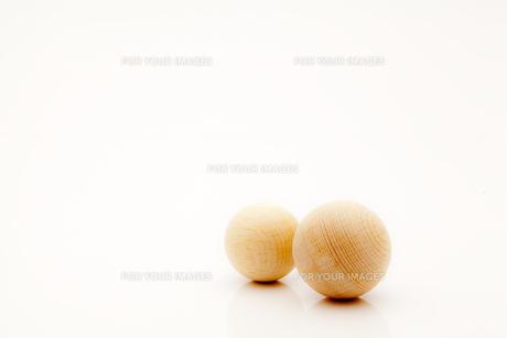 積み木のボールの写真素材 [FYI00146924]