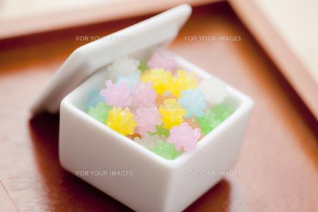 金平糖の写真素材 [FYI00146934]