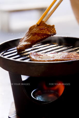Grilled meatの写真素材 [FYI00147173]