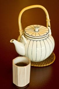 お茶の写真素材 [FYI00147182]