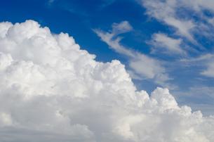 雲の写真素材 [FYI00147183]