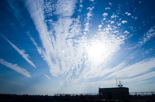 雲の写真素材 [FYI00147212]