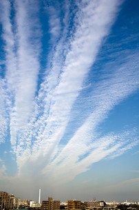 雲の写真素材 [FYI00147213]