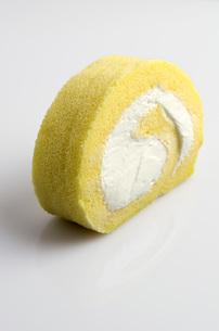 ロールケーキの写真素材 [FYI00147222]