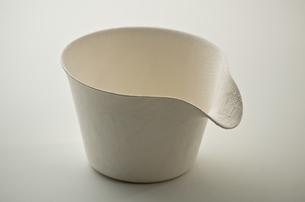 Paper tablewareの写真素材 [FYI00147255]