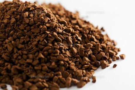 山盛りコーヒー豆の写真素材 [FYI00147430]