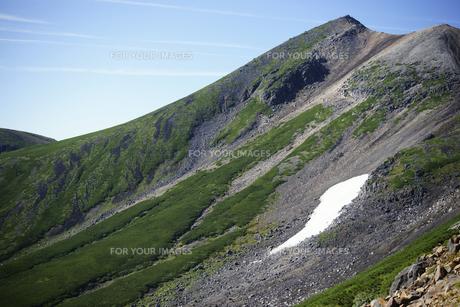 乗鞍岳の写真素材 [FYI00147493]