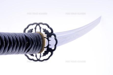 刀剣の写真素材 [FYI00147568]