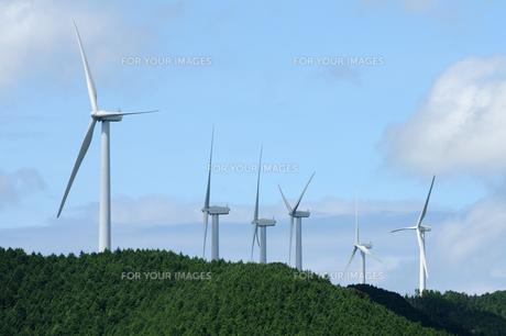 風力発電の風車の素材 [FYI00147581]