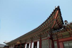 景福宮の交泰殿の写真素材 [FYI00147588]