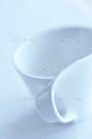 White Mugの写真素材 [FYI00147870]