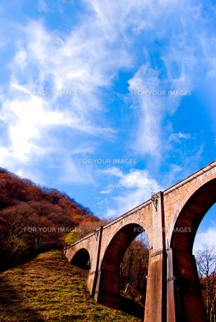 メガネ橋の写真素材 [FYI00147952]