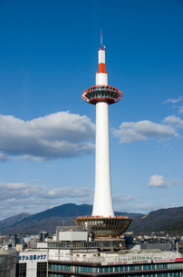 京都タワーの写真素材 [FYI00147969]