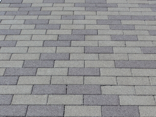 レンガの石畳の写真素材 [FYI00148251]