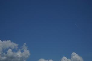 空のキャンバスの写真素材 [FYI00148321]