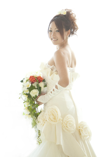花嫁の写真素材 [FYI00148474]